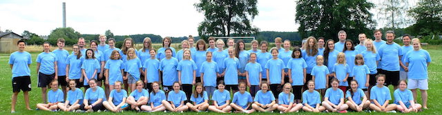 Girls Camp 2016 in Mellensee