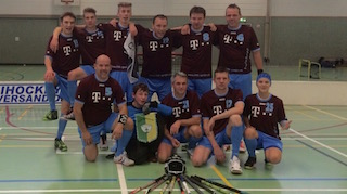 Floorball Playoffs in Mellensee
